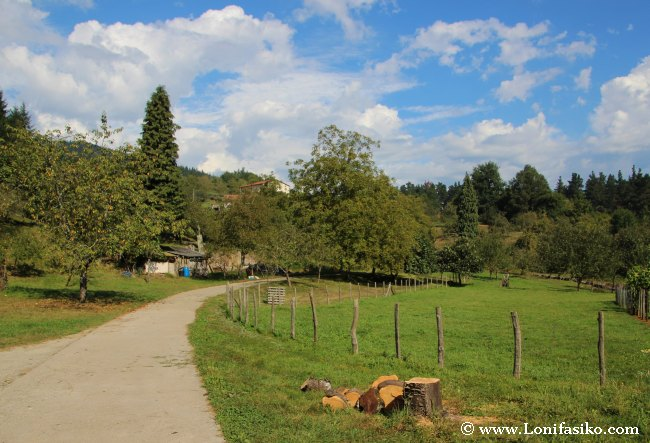 Vía verde Mutiloa-Ormaiztegi, un auténtico remanso de paz
