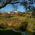 El caserío como eje fundamental de la actividad rural en la comarca