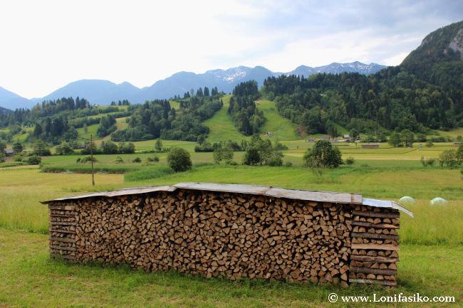 Valle del Lago Bohinj