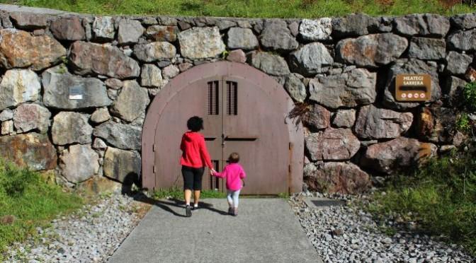 Minas de Arditurri, un viaje subterráneo hacia la época romana