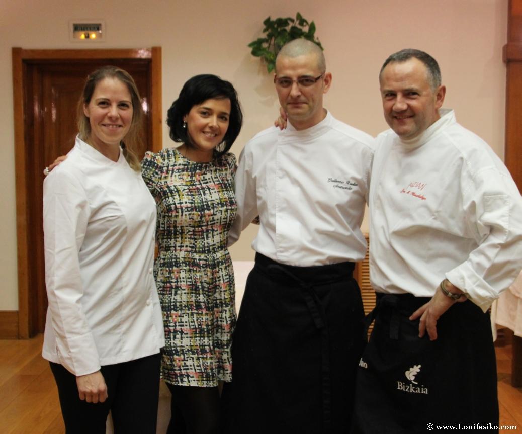 Chefs de Gure Sukalkintza