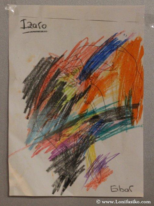 Colorear dibujos de Olentzero