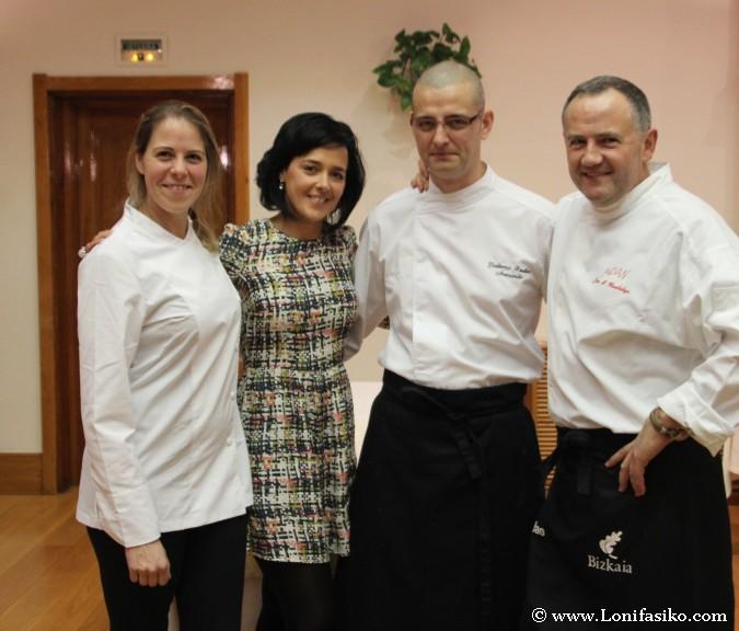 Entre chefs y estrellas Michelin anda el juego