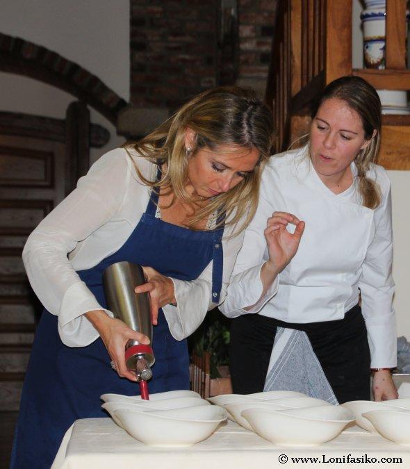 Masterclass de cocina y gastronomía de Gure Sukalkintza