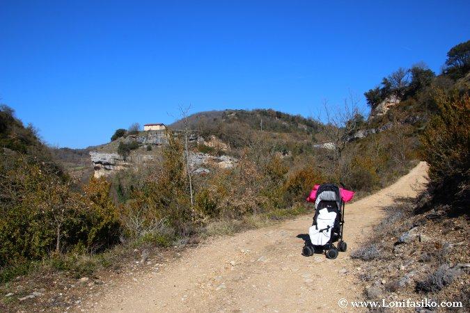 Rutas de senderismo en el Parque Natural de Izki