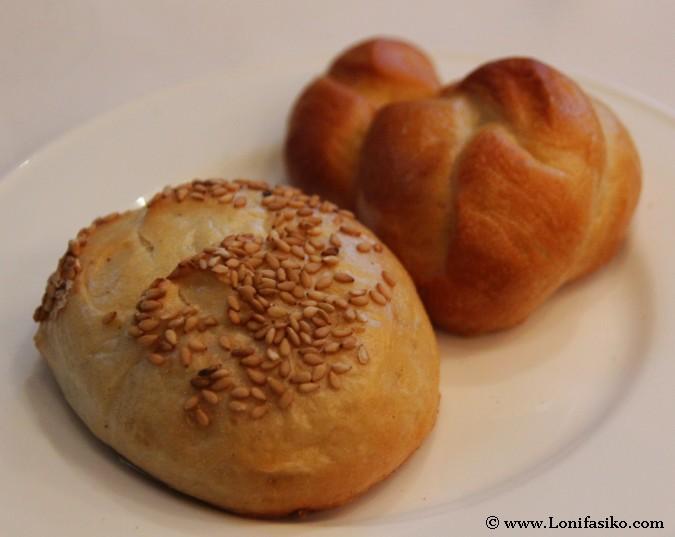 Pan artesano para elegir