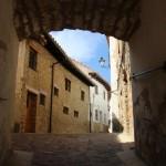 Pasadizo en Linares de Mora