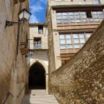 Portal de entrada a Calaceite