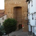 Portal de acceso al casco histórico