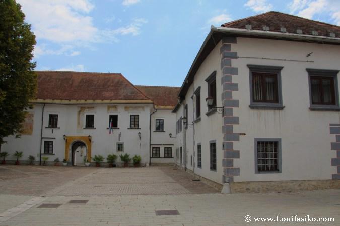 Edificio de la rectoría
