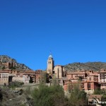 Skyline de Albarracín