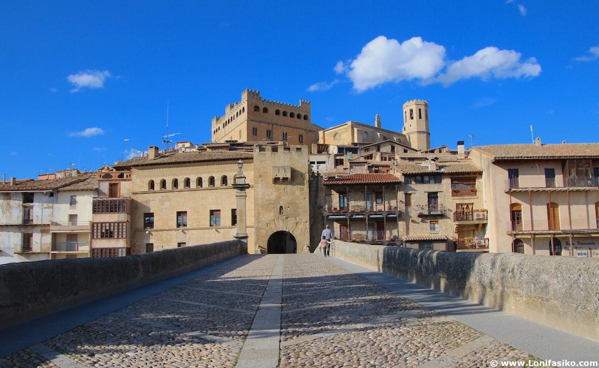 Valderrobres Teruel fotos pueblos bonitos matarranya