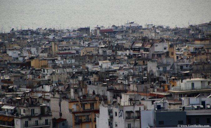 Ciudades caóticas fotos