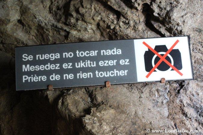 Cómo sacar fotografías en cuevas