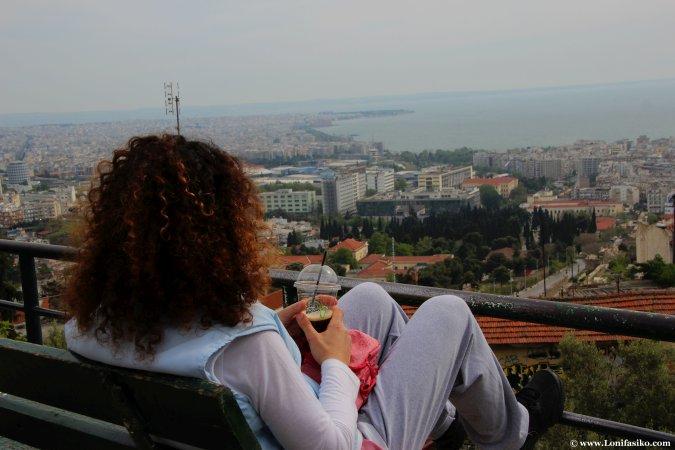Café Frappé se inventó en Salónica