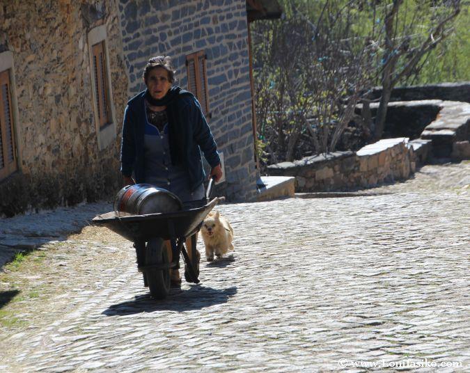 La mujer rural portuguesa