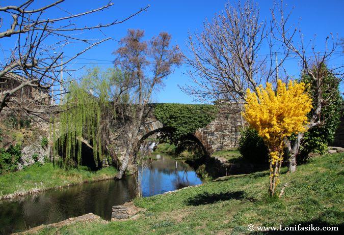 Rio de Onor, pueblo fronterizo de Portugal