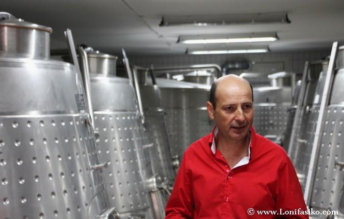 Visita guiada a Viña Placentina