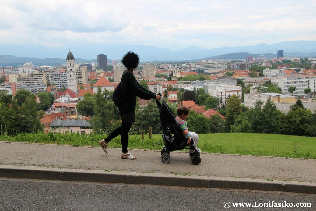 Visitar Liubliana con ninos en un día