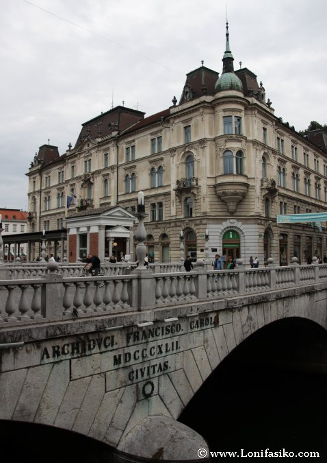 Oficina de Turismo de Liubliana