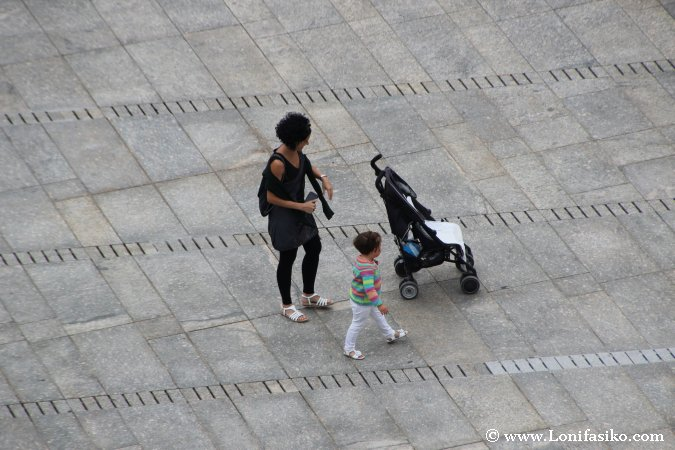 Liubliana con niños
