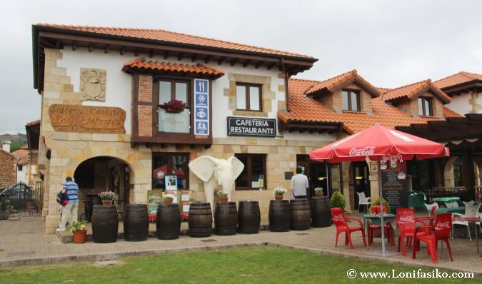 Sidrerías en Cantabria