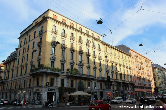 Shopping en Milán