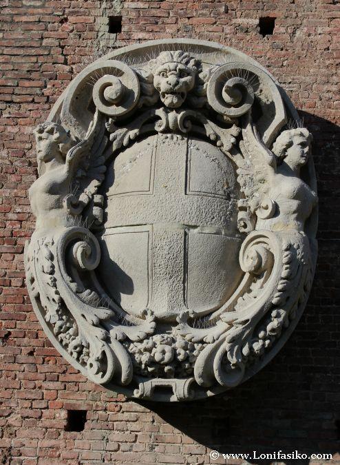 Escultura Castillo Sforzesco