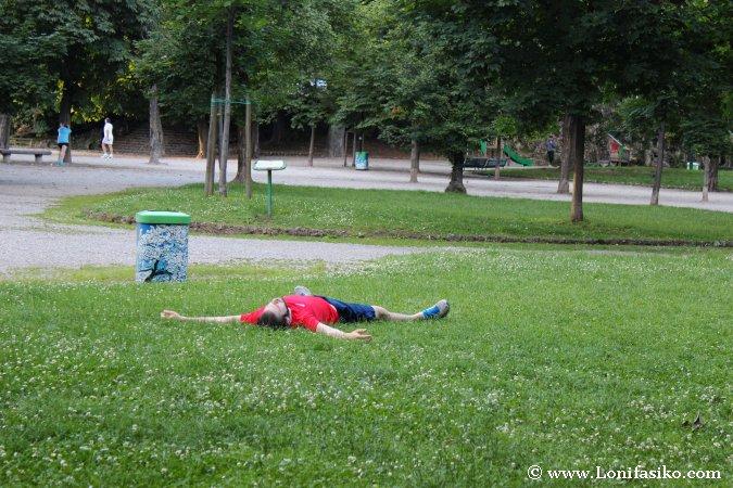 Dónde correr y hacer footing en MIlán