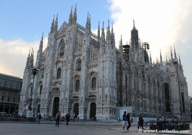 Dimensiones de la Catedral de Milán