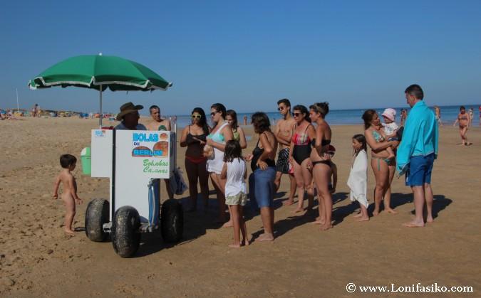 Playas de Portugal: Bolinhas de Berlim