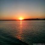 Atardecer en el Algarve