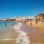 Playas de Albufeira: Praia dos Pescadores