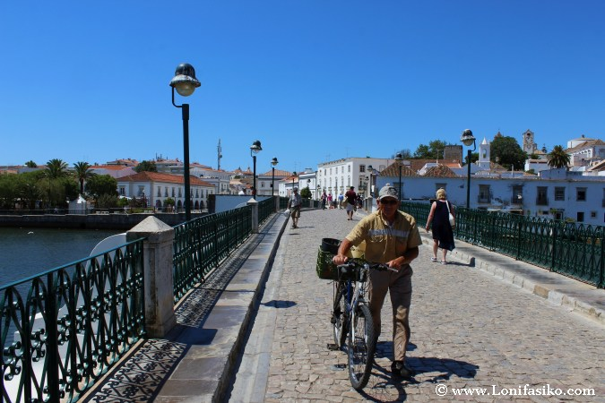 Qué ver en Tavira: Puente romano de Tavira