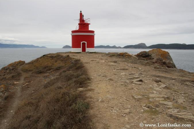 Faro Punta Robaleira