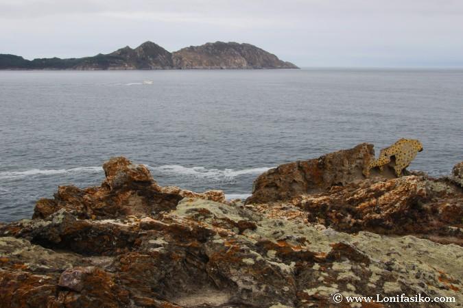 Caprichosas formas y rocas en Cabo Home