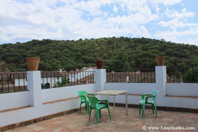 Restaurantes con terraza o patio andaluz