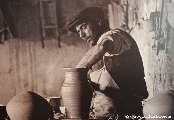Historia de la alfarería