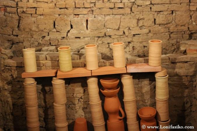 Cómo cocer la cerámica