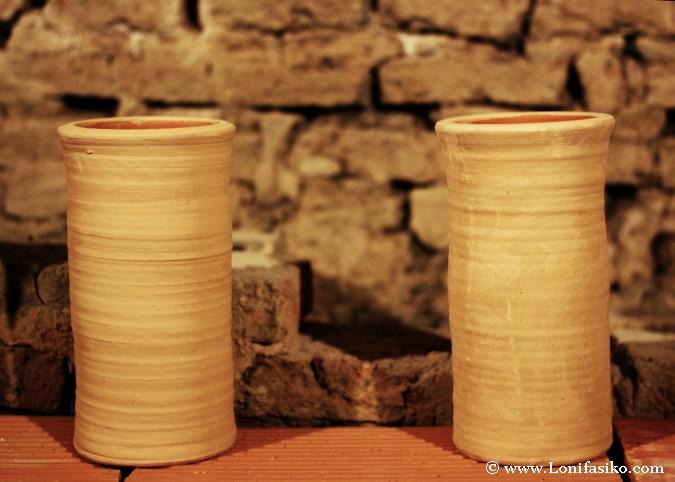 Vasijas de cerámica