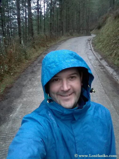 Sirimiri xirimiri, la fina lluvia de Euskadi