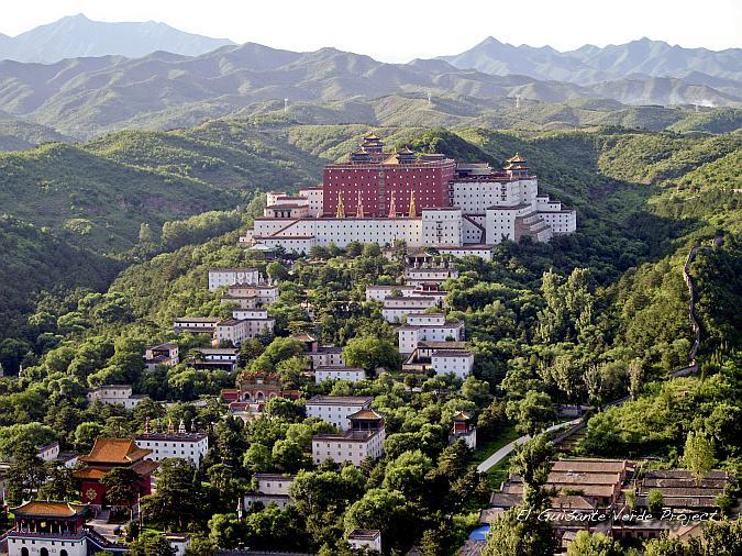 Templos budistas en China: Chengde