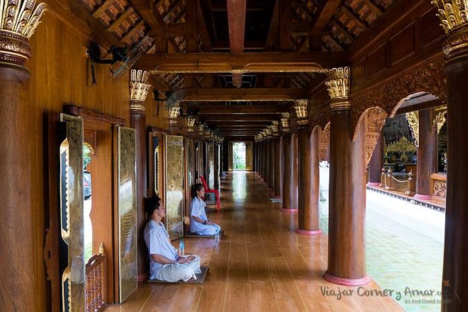 Meditacion Vipasana en Tailandia