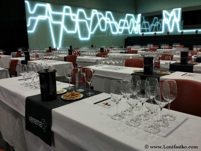 Experiencia Verema Bilbao: Catas de vinos