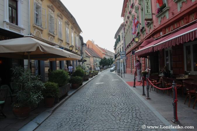 Calles de Ptuj: Presernova