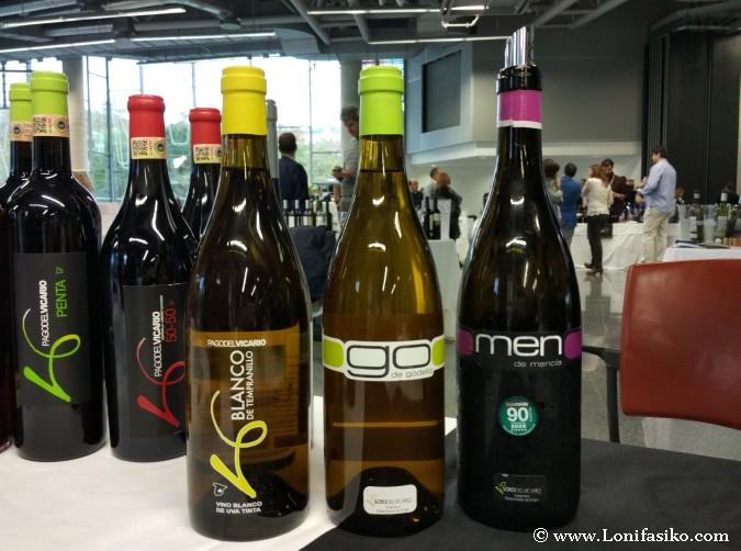 Hacer vino blanco de uva tinta tempranillo