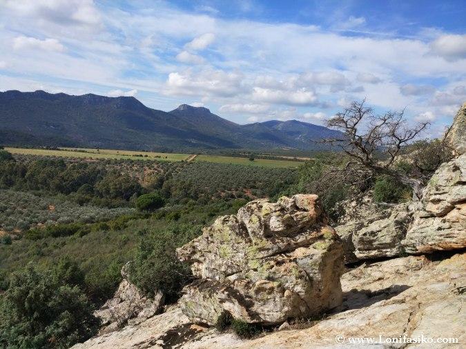 Parque Natural Valle de Alcudia y Sierra Madrona