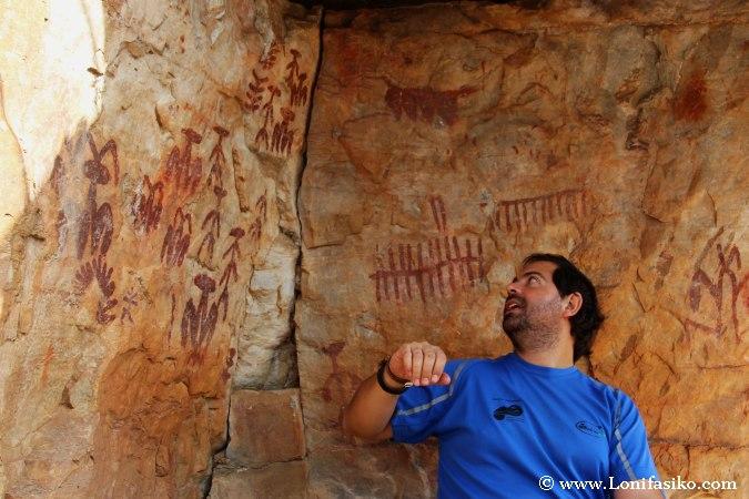 Interpretar pinturas rupestres