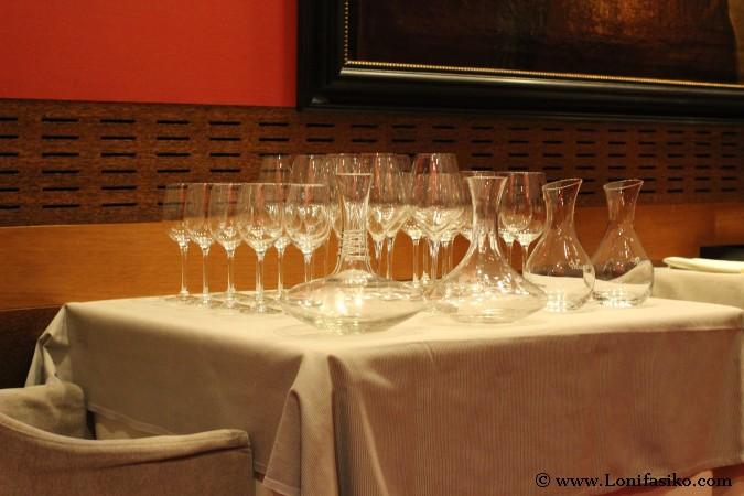 Restaurante Hotel Sheraton Meliá Bilbao Aizian