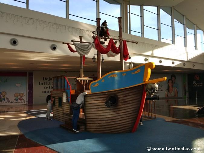 Txiki-park en Ballonti: zona de juegos para niños